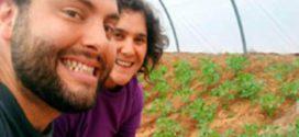 La Regadera Verde: La necesidad de tocar la tierra