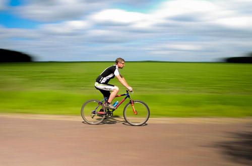 El buen hábito del ciclista