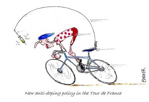 El dopaje en el ciclismo
