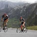 Ciclismo en carretera trabajo y táctica de equipo