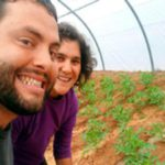 La Regadera Verde-La necesidad de tocar la tierra